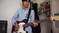Mr.无谓再假 Bass & Guitar cover by jeiry