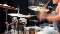 Polyrhythmic Movements Over a Groove by 鼓手Troy Wright