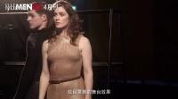 人鬼情未了音乐剧男女主角演绎《ELLEMEN睿士》时装大片(预告)