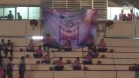 小苹果走进泰国校园:2015博仁运动会CAIC学院中国留学生啦啦操