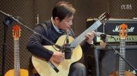 古典吉他演奏 日本 樱花变奏曲