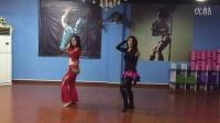上海魅舞舞蹈 肚皮舞初级<蜕变》教学版
