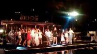 ZOEY  201415 NYE gig  Andara Resort Phuket