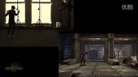 全身运动捕捉在游戏制作中的应用-凌云光技术