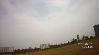 天翼15E EDGE540 大风中首飞