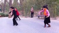 紫竹院广场舞——贝加尔湖畔2