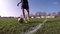 足球教学-C罗四个招牌性过人技巧