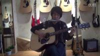 【牛人】月亮代表我的心  吉他口琴合奏 TLmusic