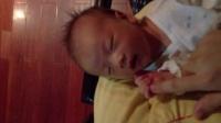 我九天的外孙女第一个视频
