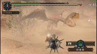 【乐游】怪物猎人p2g大锤大怪鸟(个人斗技训练)