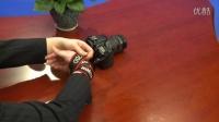 佳能 EOS 70D 数码单反操作教程——背带缠法(跟我学摄影)