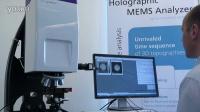 数字全息显微镜MEMS三维振动分析_LynceeTec