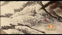 刘梁经彩墨山水画技法彩墨山水画教学视频