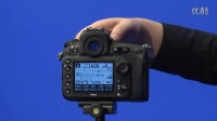 尼康 D810 数码单反操作教程——闪光灯(跟我学摄影)