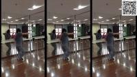 芭蕾把杆基础训练1:蹬