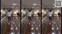 芭蕾把杆训练2:擦地