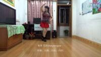 小红的舞 月桃花 最新40步广场舞教学版 原创