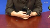 索尼 A7R数码微单操作教程——存储卡的安装(跟我学摄影)