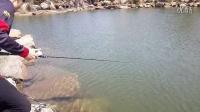 盛河户外:02初级水滴轮、纺车轮使用教学及路亚竿使用注意事项