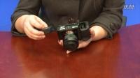 索尼 A7R数码微单操作教程——电池安装(跟我学摄影)