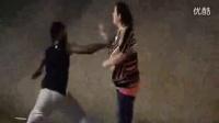 实拍女人打架视频 男女群殴