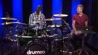 【爵士鼓大师课 03】Gospel Drum Lessons - Larnell Lewis