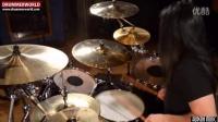 鼓手Mike Mangini- Drum Speed Demo