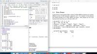 R语言入门教程 第二讲 数据集和图像参数