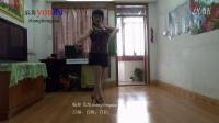 小红的舞 十送红军 最新88步广场舞教学版 原创