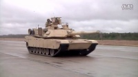【軍事頻道】- 美国M1A2艾布拉姆斯主战坦克操控动作演示