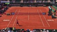 【自制HL】弗格尼尼VS扬诺维茨 第一轮 ATP2015蒙特卡洛