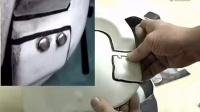 X-wing Pilot Helmet Build-up Tutorial PART 2 OF 3