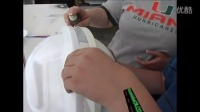 X-Wing Helmet Prop Building Tutorial PART 1 OF 3  HD