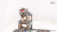 21118 积木砖家乐高Lego 我的世界矿井矿场Minecraft The MINE Stop Motion Build Review