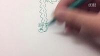 【雪晴】水笔绘初音未来