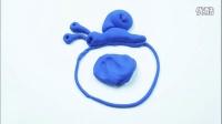 搞笑创意粘土动画-顽强的蜗牛3