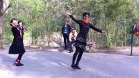 紫竹院广场舞——爱的部落