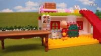 面包超人玩具动漫   面包实验室