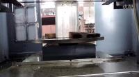 数控、全自动带锯床GBV4245试机