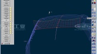 DS5车型icemsurf整车A面网络公开课之二:顶棚外表面的做法1