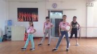 飞乐舞蹈培训爵士舞4.5年级