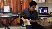 摇滚版西游记电吉他独奏