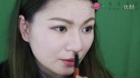 【化妆入门】12 颧骨高的腮红、高光、阴影-粉星美妆