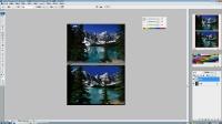 名动漫原画基础视频教程《场景》第二节:场景设计技巧与步骤 2