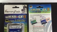 MPK wifi SD to CF II (www.memorypack.com.tw)