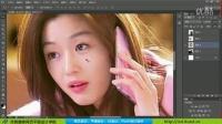 PS视频教程-041人物换脸-传智播客网页平面学院