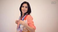 dō生活丨【母亲节】丝巾的多种用法