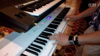 FP80梦醒时分钢琴即兴