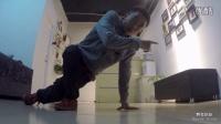 【舞者联盟343】breaking教学:花式footwork第5套(bboy小武)