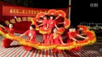 钦港广场舞(珊瑚颂)扇子舞